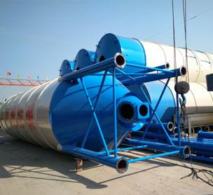 河南宏海机械散装水泥仓的设备照片