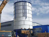200吨散装水泥仓