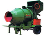 JZC350滚筒搅拌机