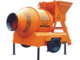 JZM350滚筒式搅拌机