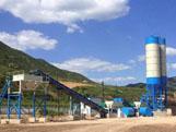 WBZ300吨稳定土拌合站